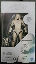 Star Wars Black Series Carbonized First Order Jet Trooper 99 6 inch New Sealed