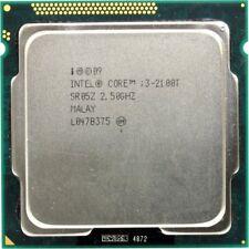 CPU/Processor intel core i3-2100T i3-2120T i3-3220T LGA 1155 only cpu for PC