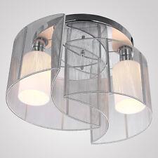 2 Lumps Modern Flush Mount Ceiling Light  Pendant Lamp Lighting Fixture US Stock