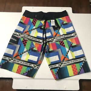 Brand New Quiksilver Board Shorts Size 34