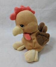 Precious Moments Tender Tails Rooster Chicken Bird Plush Stuffed Animal Enesco