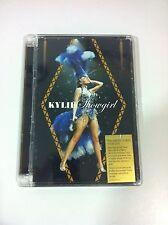 KYLIE MINOGUE - SHOWGIRL - THE GREATEST HITS WORLD TOUR DVD - 2005 - REGION 0