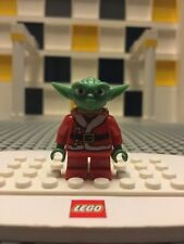 Lego Star Wars CHRISTMAS YODA Mini Figure 7958 Advent Calendar Santa Suit fig C3