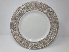 "Royal Doulton 'Sovereign' 10.5"" Dinner Plate - 1st Quality"