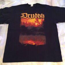 DRUDKH Forgotten Legends Shirt XL,Azarath,The Chasm,Urgehal,Urfaust,Inquisition