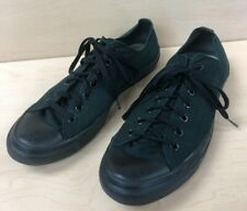 Converse All Star Dark Green Canvas Low Tops Sneakers Mens 12
