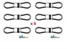 """*SIX* Ai Products - A42 / 4L440 - V-Belt 1/2"""" x 44"""""""