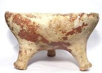 COUPE TRIPODE PRECOLOMBIENNE -TUMACO LA TOLITA - 500BC/500AD - PRE-COLUMBIAN CUP