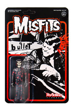 "THE MISFITS 'Bullet' Misfits Fiend 3.75"" ReAction Figure Super7 PreOrder 9/25"
