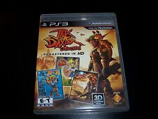 Replacement Case (NO GAME) JAK AND DAXTER COLLECTION PLAYSTATION 3 PS3