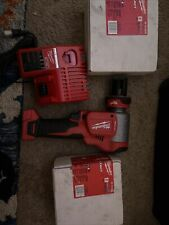 Milwaukee 2676-22 Force Logic M18 10-Ton Knockout Tool / 2 Of 4� Knockout Die