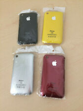 16GB iPHONE 3G 3GS MODEL A1241 BACK COVER HOUSING REPLACEMENTS SET OF 4 SEALED
