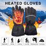Beheizte Handschuhe Motorrad Winter Warme Elektrische Heizhandschuhe Wasserdicht