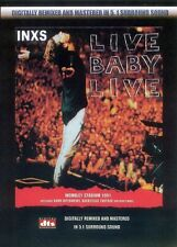 INXS (1991) DVD (Sealed) - LIVE BABY LIVE *BRAND NEW*