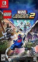 Nintendo Switch LEGO Marvel Super Heroes 2 - SEALED! BRAND NEW!