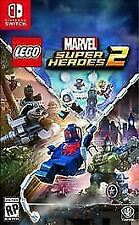 LEGO Marvel Super Heroes 2 (Nintendo Switch, 2017)