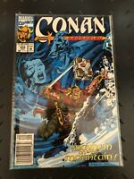 MARVEL CONAN THE BARBARIAN #259 COMIC VF+