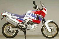 HONDA XRV750 AFRICA TWIN 1996  MODEL  FULL PAINTWORK DECAL KIT