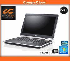 """Dell Latitude E6320 13.3"""" computadora portátil 320GB, Intel i5 Gen 2nd, 2.5GHz, 4GB, 1E, Win 7"""