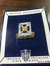 New listing Us Army Finance Branch Crest