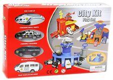 Diecast Police Vehicles