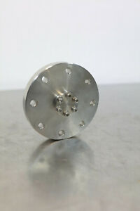 """MDC Zero Length Reducer / Vacuum Flange Adapter // 4.5"""" CF to 1.33"""" CF Stainless"""