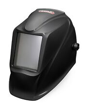 Lincoln Viking Industrial Passive Shade 11 Black Welding Helmet K3371 1