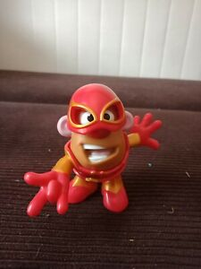 Hasbro Mr Potato head Mini Mashable Hero's Red Spiderman