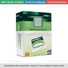 SDA3000AI02BX AMD Sempron 3000+ 1.8GHz CPU 1.8GHz 1600MHz HT 128KB L2 Socket