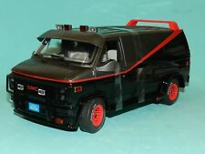 "Greenlight Coll. 1/18 1983 GMC Vandura ""The A-Team""  MiB"