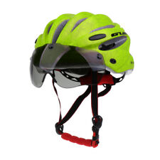 Cycling Bicycle Adult Mens Womens Mountain Bike Helmet Sports with Visor