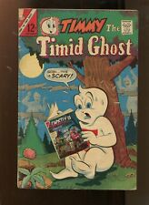 TIMMY THE TIMID GHOST #45 (3.0) NORTH BOUND! 1966