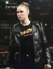 Ronda Rousey Wwe 11x14 Photo Raw Wrestlemania UfC MMA