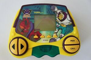 Vintage Tiger Handheld Video Game electronics 1997 Mighty  Ducks. Tested VGC