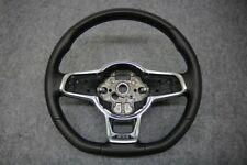 VW Golf 7 GTE Lenkrad Leder 5G0419091EB Multifunktion Tiptronic ACC MFA schwarz