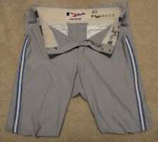 OMAR VIZQUEL GAME USED PANTS BY MAJESTIC PLAYER WORN 100% AUTHENTIC 2012