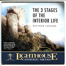 The 3 Stages of the Interior Life - Matthew Leonard - CD