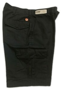 Red Kap Work Shorts Cargo Pockets Polyblend Industrial Uniform PT66