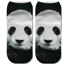 Hommes Coton Peigné Chaussette Animal Alien Panda Moustache Nouveauté Casual Sock Sox//Hot