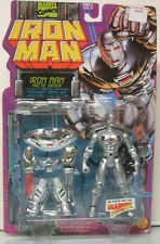 Toy Biz. Iron Man Arctic Armor. 1995. (unopened)