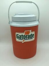 New listing Vintage Rubbermaid 1 Gallon Gatorade Cooler Gott Model 1504