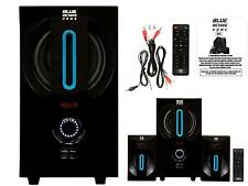 Stereo Home Audio Cd System Player MP3 Radio Speakers Remote Amplifier Receiver