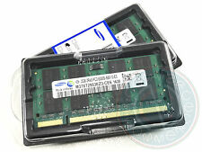 MEMORIA RAM MEMORY SAMSUNG 2GB 2Rx8 PC2 5300S 555 12 E3 DDR2 SO DIMM NOTEBOOK