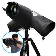 Cámara cubierta de la lluvia para la protección de Manga de lluvia Canon Nikon DSLR