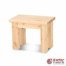Sitzbänke & Hocker im Landhaus-Stil aus Kiefer für den Flur/die Diele