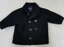 The Children's Place Wool Coat Toddler Boy's Size 12 months