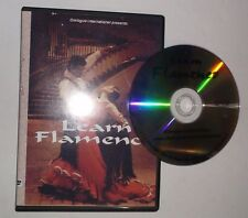 Learn Flamenco (DVD, 2003) Eva Amador, Reina Contreras, Spanish Dance Instructio