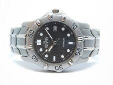 Skagen Denmark Titanium 284LTX Solid Titan Water Resistant Men's Watch