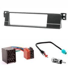 CARAV 11-011-3-67 stereo install dash kit set Adapter for BMW 3 serie E46 DIN