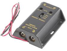 Crossover Elettronico per Subwoofer 80Hz - 125Hz - 250Hz